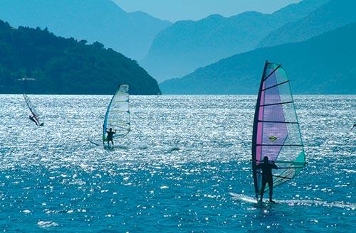 windsurf lago di como
