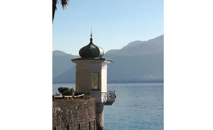 veduta villa monastero